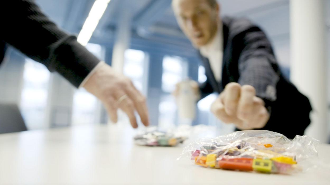 Tomorrow-To-Go, Workshop Lego Serious Play bei Uniper